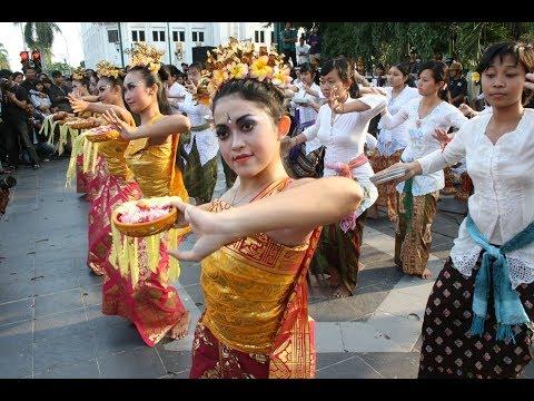 Фестиваль Индонезии- танцы /Festival Indonesia di Moskow