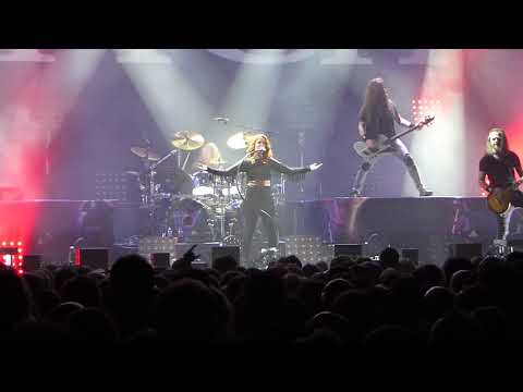 Epica The Holographic Principle - A Profound Understanding Of Reality @ 013 Tilburg 14-04-2018