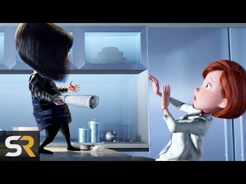 An 'Incredibles' Theory That Pixar Might Be Hiding From Us?