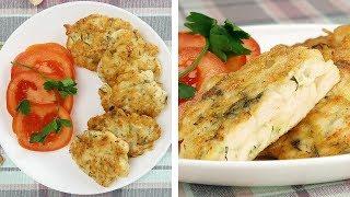 Нежные Рубленые Котлеты из Куриной Грудки • Вкусный рецепт