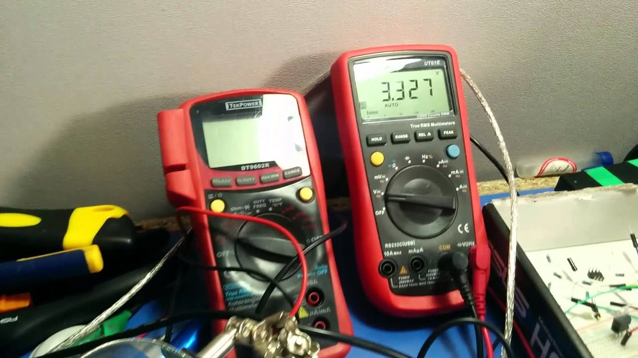 Arduino Programmable Voltage  PWM to Voltage with lm358 opamp