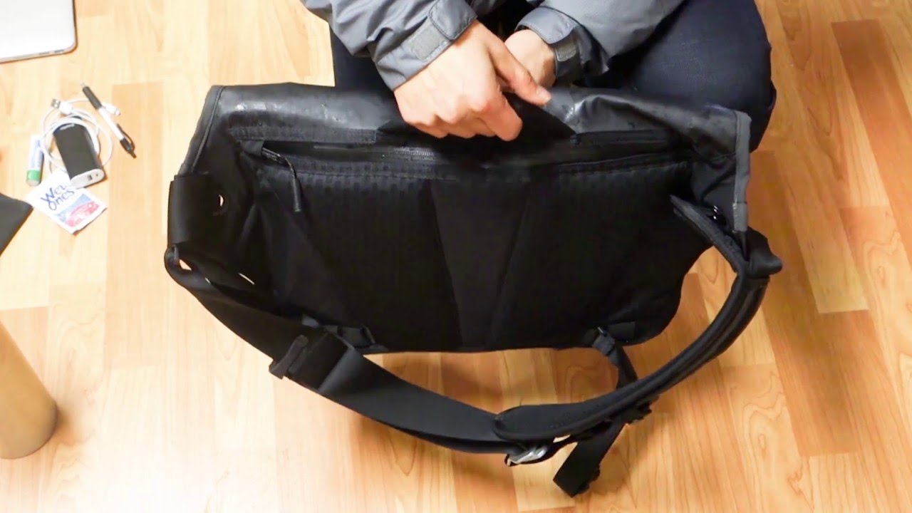 Timbuk2 Especial Cycling Messenger Bag 2015 Review - YouTube