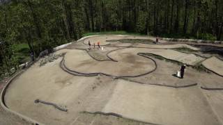 4wd Short Course Truck ( A Main) by CAMRC Kamikaze Track May 20, 2017 RC Club Race