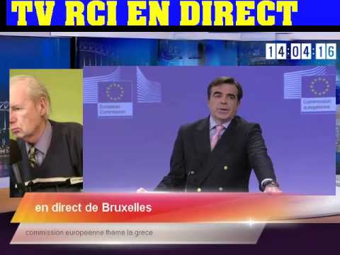 BREAFING COMMISSION EUROPEENNE