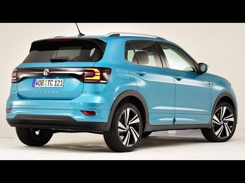 volkswagen t cross first look overview 2019 vw t cross. Black Bedroom Furniture Sets. Home Design Ideas