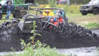 Strange 4x4 Mud Trucks - Fall Mudfest