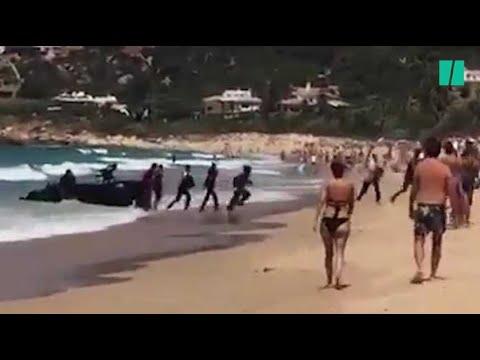 Rencontre quend plage