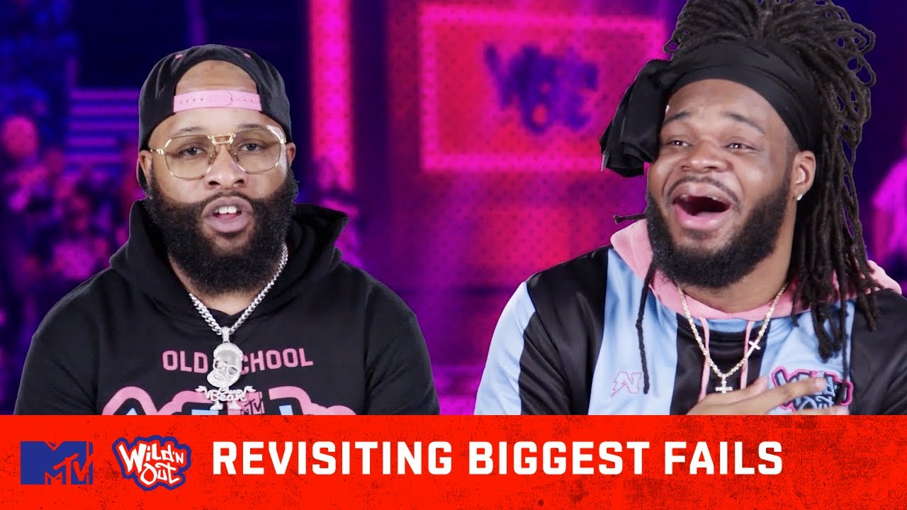 Wild 'N Out Cast Revisits Some Of Their Biggest Fails 😂