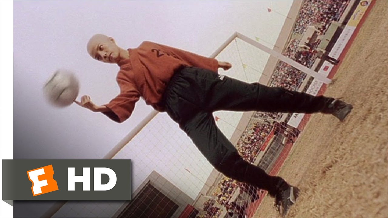 Shaolin Soccer (2001) - Shaolin Wins Scene (12/12) | Movieclips