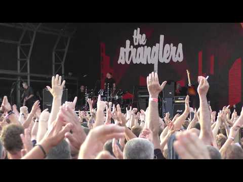 The Stranglers - No More Heroes - 4K - Hyde Park, London 01/07/17