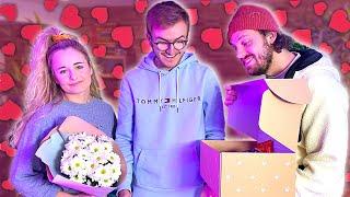 Qui aura le meilleur cadeau de Saint-Valentin ?