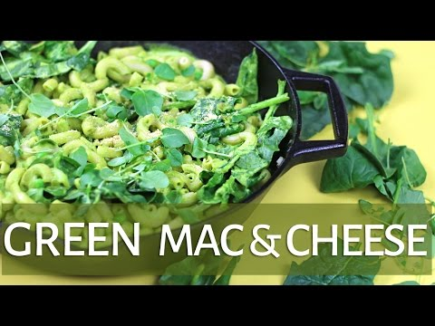 QUICK & EASY MAC AND CHEESE | Healthy Recipes