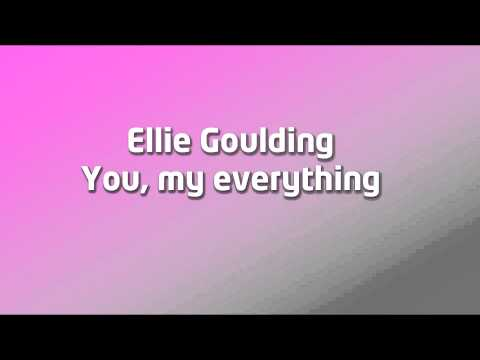Ellie Goulding - You, My Everything (Skins intro version)