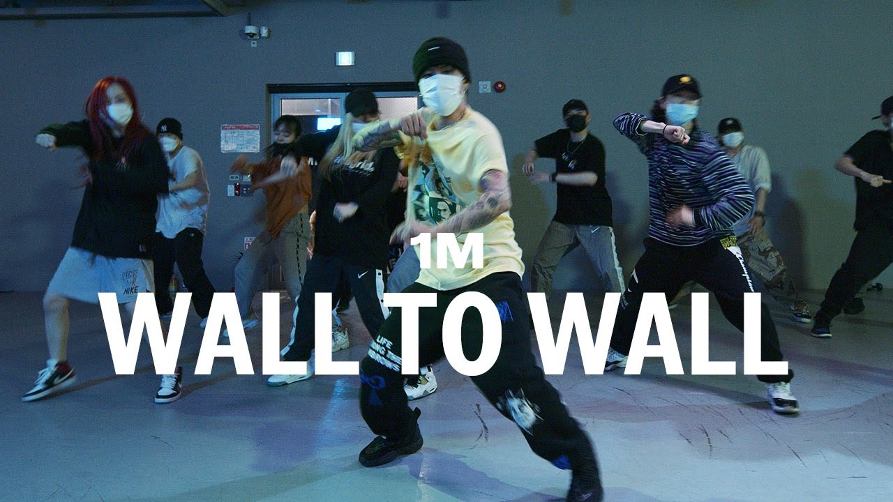Chris Brown - Wall to Wall  / Shawn Choreography