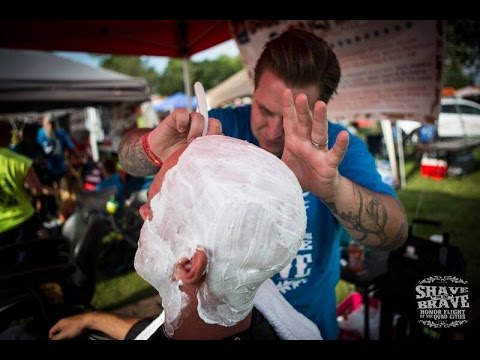 "Mark Jeffrey Will ""Shave For The Brave"" at the ""Back Road Music Festival!"""