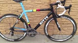 2012 Ritte Bosberg Carbon Fiber Road Bike with Shimano Dura Ace 7900 Groupset