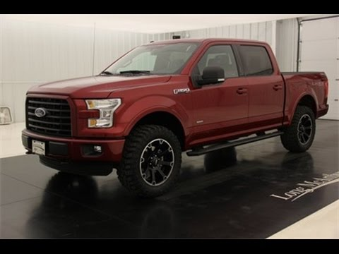 2015 Ford F 150 Lmx4 Off Road Package