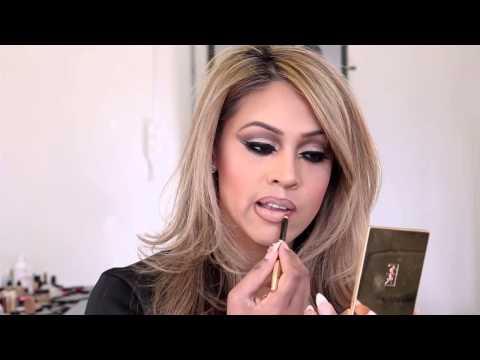 Teaser: AsiaGlam Cut the Crease Arabic Look by Ruhena