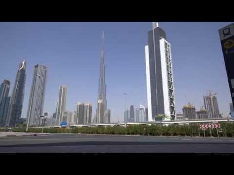 Dubai Timelapse Travel