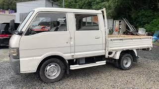 1999 Mazda Bongo Brawny Truck white 1932
