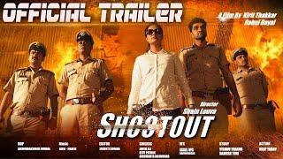 New Gujarati Movie 2016    SHOOTOUT - Official Trailer    Pranjal Bhatt, Deep Dholakiya    1080p