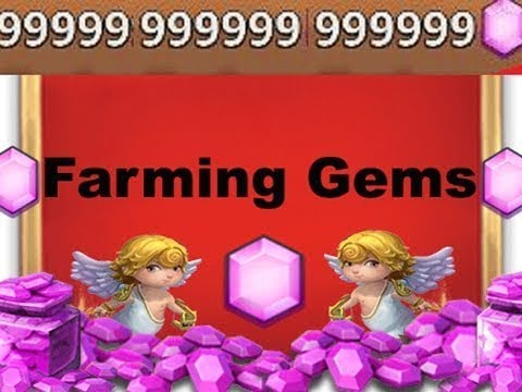 Castle Clash : Gem Farming(get 1000 Gems Per Day) And Don't Miss The Anniversary Pack!!!!!