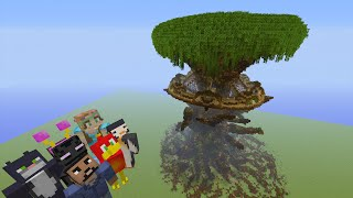Minecraft Xbox - Hide and Seek - Out on A Limb