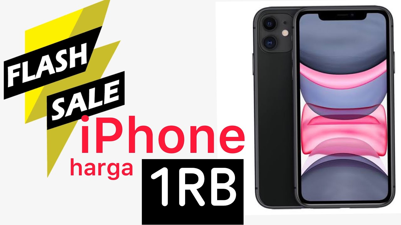Flash Sale iPhone Shopee - Flash Sale BOT Shopee - Trik Flash Sale Terbaru Shopee - HP Gratis 2021