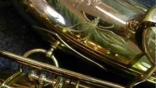 Saxophone Repair Topic: Key fit and the G#/bis regulation