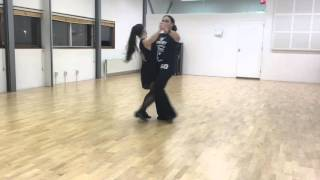 International Tango Beginners Routine