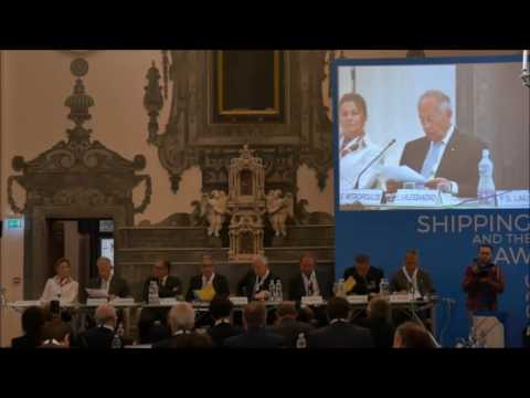1.3 Shipping and the Law 2016 - Opening Session: Efthimios Mitropoulos