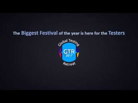 Global Testing Retreat 2017 #ATAGTR2017