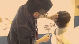 Repeat youtube video 《Cut Hair》ショートヘア・おとなのショートヘア・30代 ヘアスタイル・癖毛のカット方法・ヘアカタログ