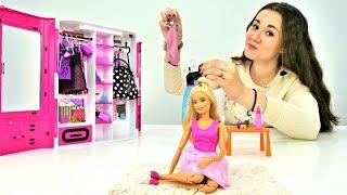 Барби купила новый шкаф. Мультики для девочек - Новинка