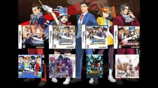 Repeat youtube video Ace Attorney Music Compilation: Trial / Court Begins [Version 1] 2013
