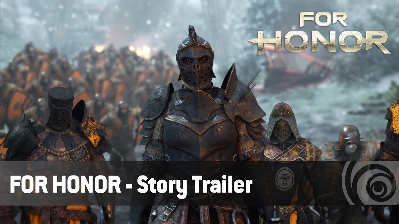 english for honor story trailer ubisoft sea youtube. Black Bedroom Furniture Sets. Home Design Ideas