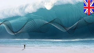 Tsunami mitigation: Acoustic gravity waves could reduce the impact of tsunamis - TomoNews