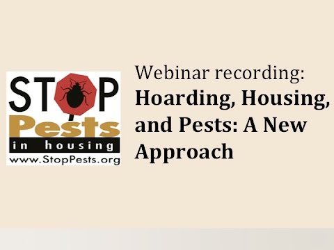 Hoarding, Housing, and Pests: A New Approach
