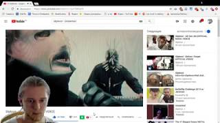 Slipknot - Unsainted - REACTION [ОБСУЖДАЕМ НОВЫЙ КЛИП]