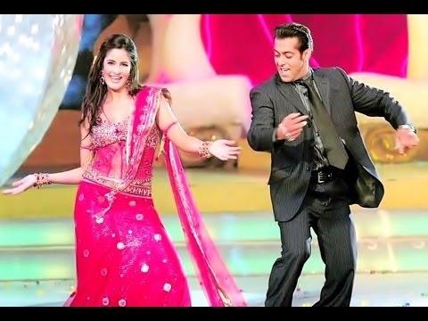 Salman Khan Flirting With Katrina Kaif Very Funny Host In Bollywood Function 2016