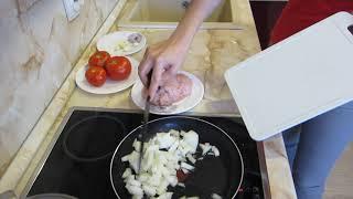 Ужин за 30 минут. Быстрый, простой, вкусный, за пол часа.