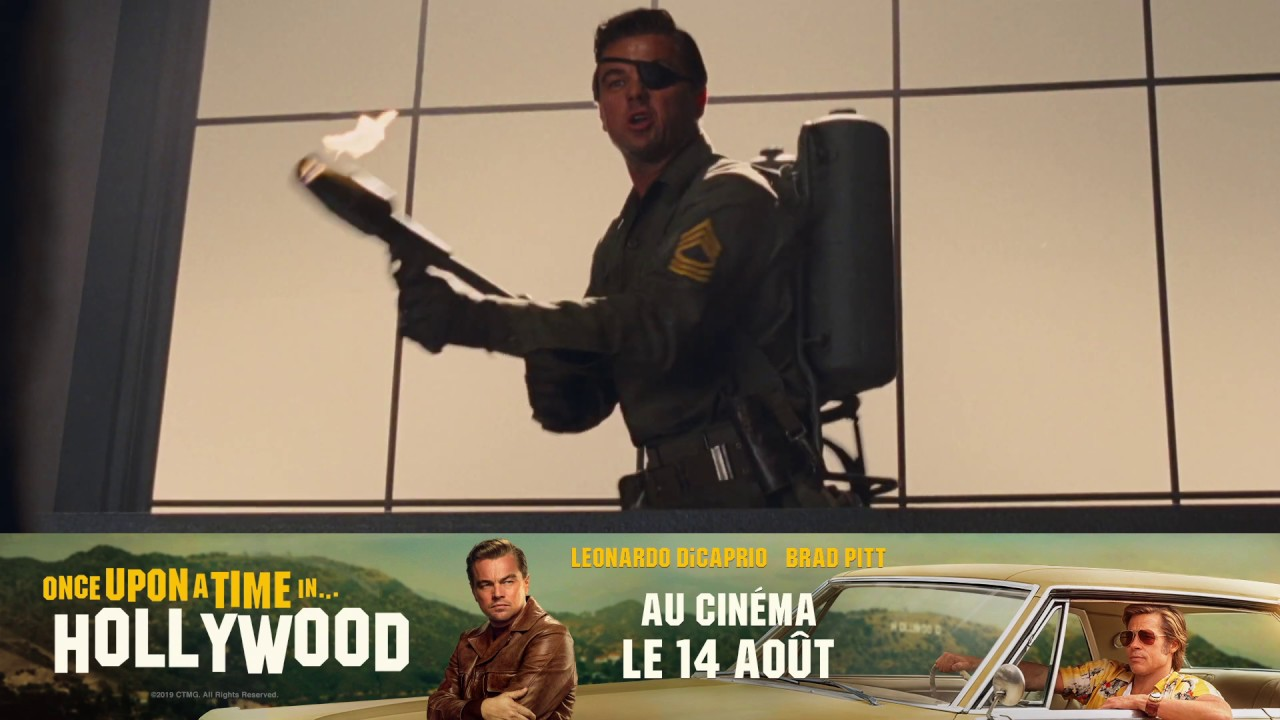 "Once Upon A Time… In Hollywood - TV Spot ""Team"" 20s"
