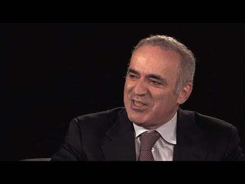 Garry Kasparov on Russia Since the End of the Cold War