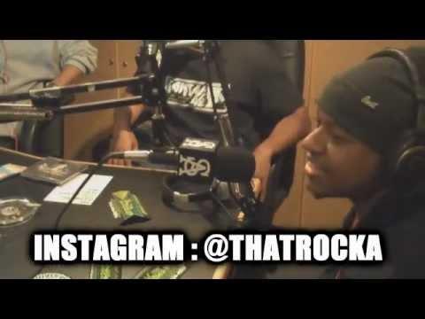 Ya Boy interview on Sirius XM Shade 45 Soul Assassins Radio + Freestyle