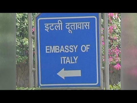 India allows departure of Rome envoy amid marines row