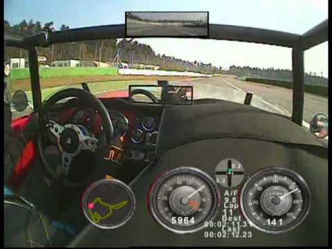 2014 Hockenheim - Jim Clark Revival - Triumph Competition - Race 2