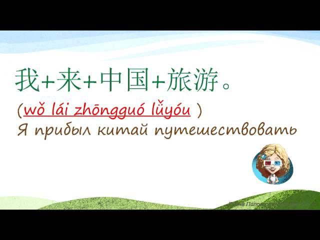 3. Как сказать по-китайски