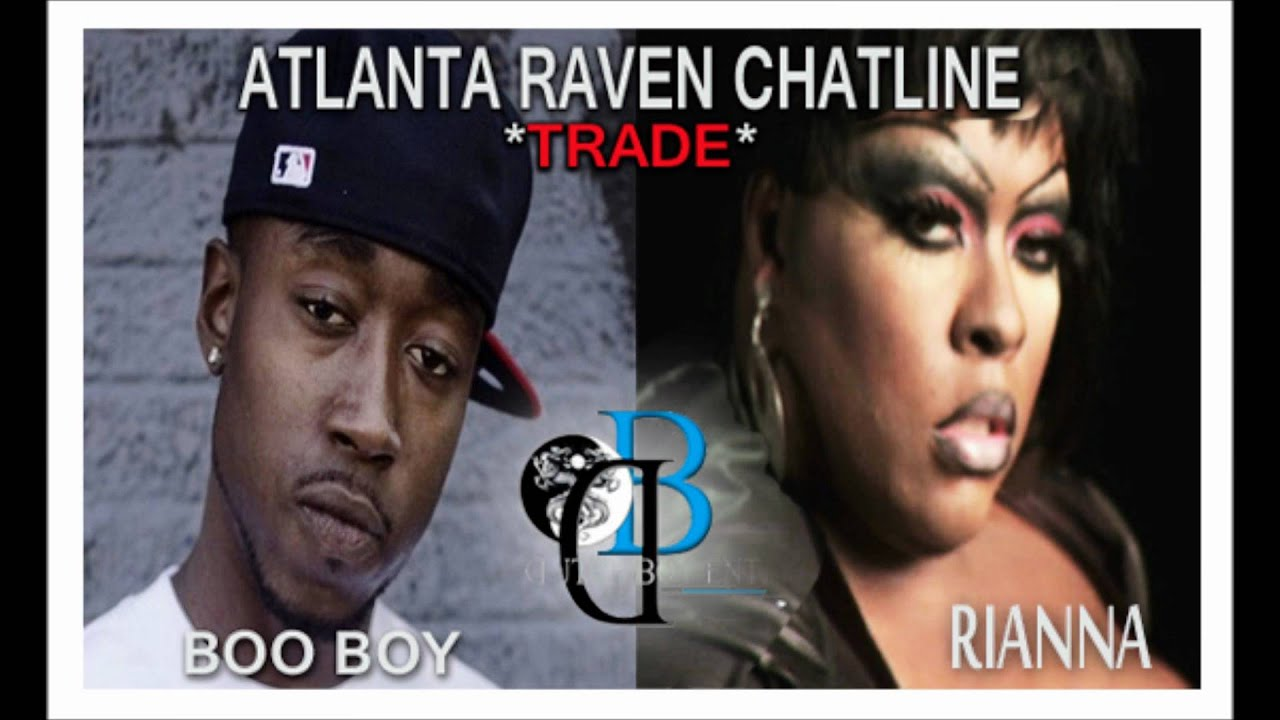 Atlanta raven chat line number