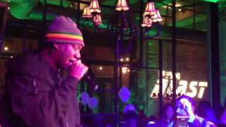 KRS ONE Conspiracy Freestyle Music Saves Lives