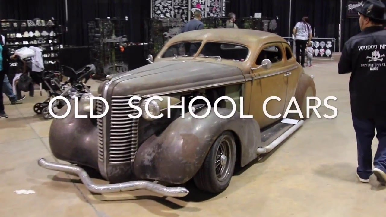 Cool Old Custom Cars